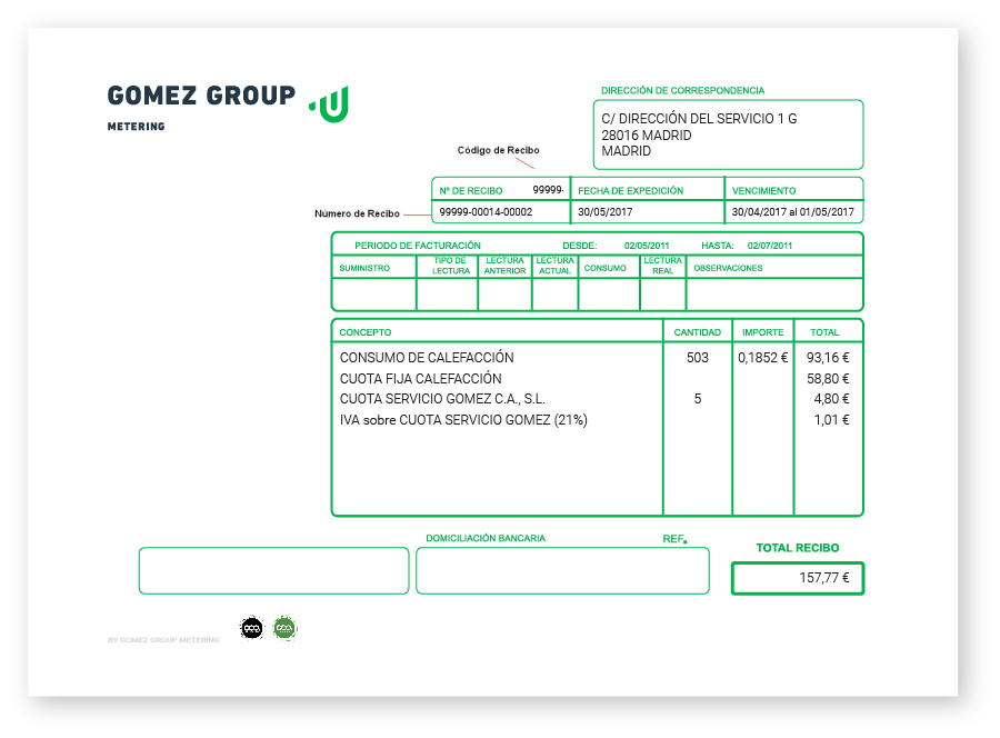 Gomez group metering acceso a la oficina virtual for Oficina virtual correos