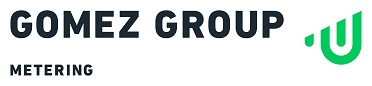 Logotipo Gomez Group Metering
